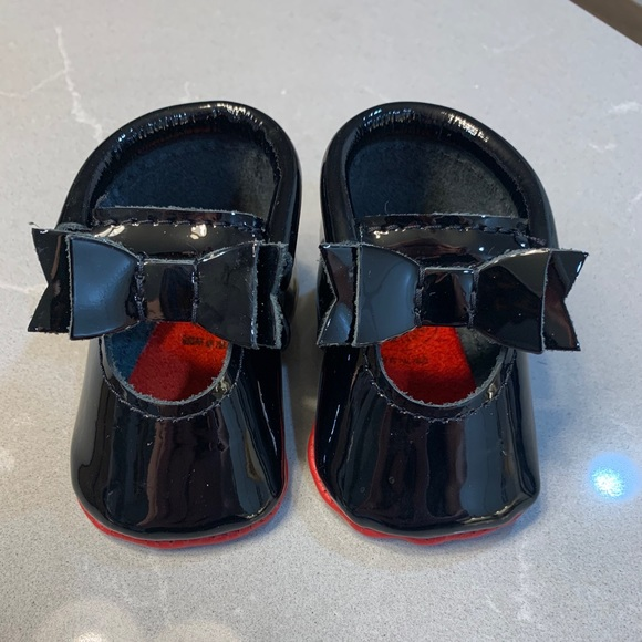 baby red bottoms